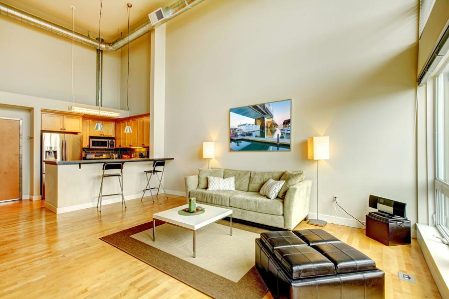 Open space cucina soggiorno consigli ed opinioni for Piccola cucina open space soggiorno