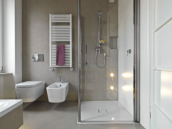Piastrelle per il bagno consigli e opinioni - Petite salle de bain zen ...