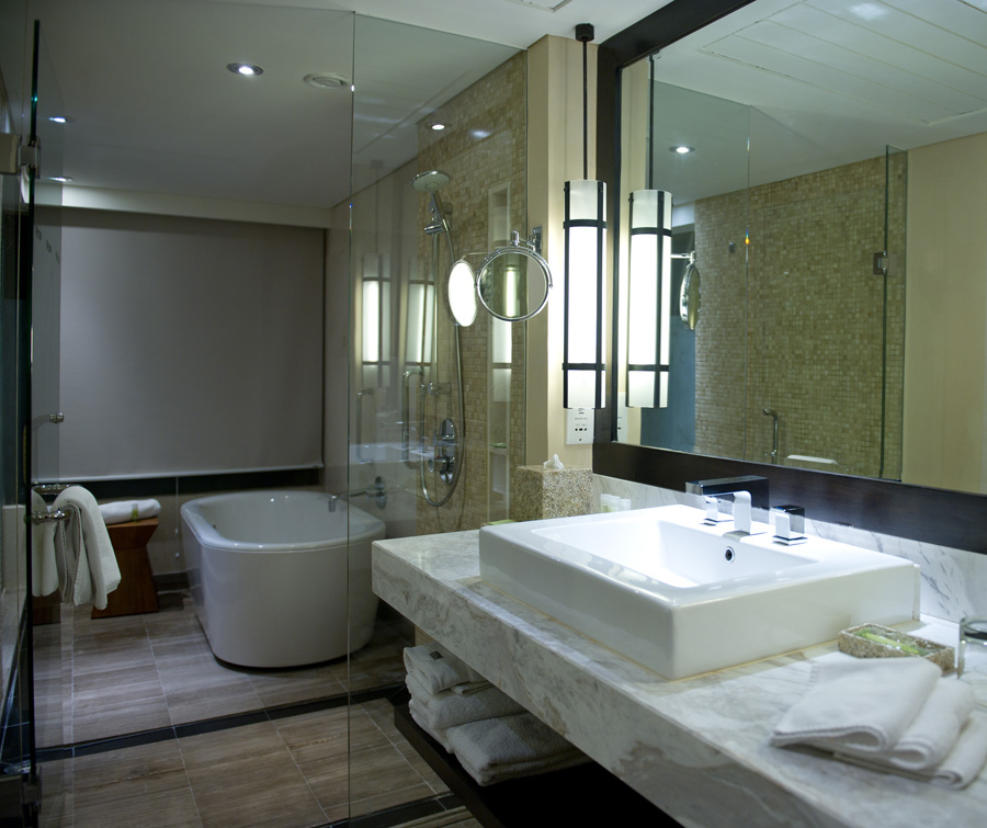 idee per arredo bagno tags » idee per arredo bagno vasca da bagno ... - Arredo Bagno Marrone E Beige