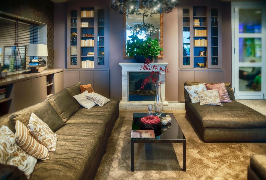Colori pareti soggiorno consigli suggerimenti ed esempi for Colori per salone