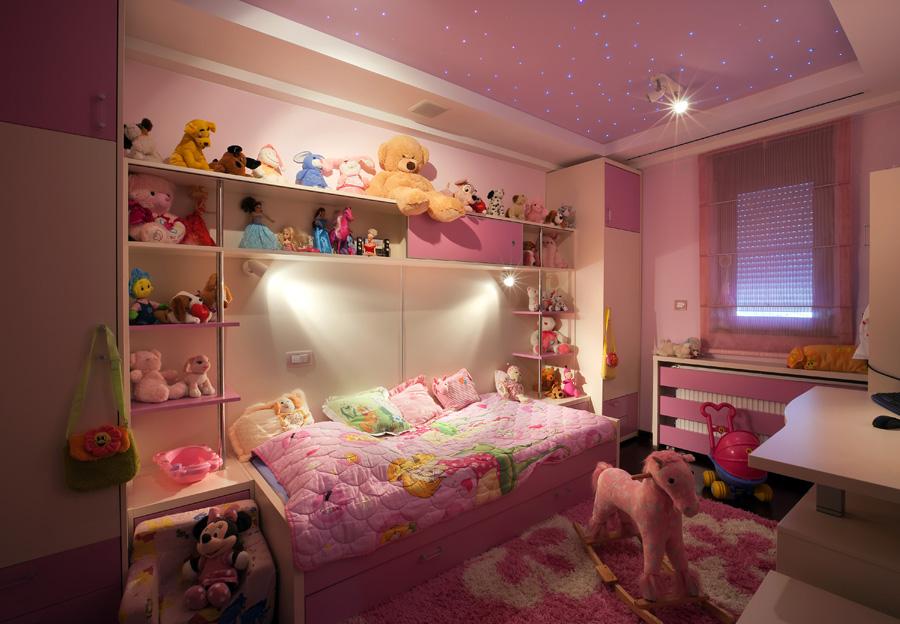 Imbiancatura pareti cameretta idee e consigli for Pareti per dividere una stanza