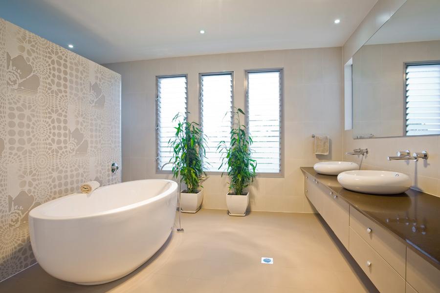 Bagni moderni suggerimenti ed esempi - Colori bagno moderno ...