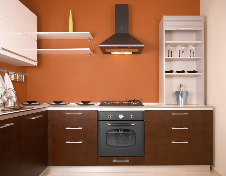Colori pareti cucina consigli suggerimenti ed esempi for Colori x pareti cucina