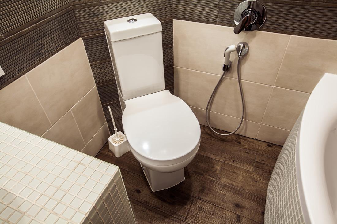 Il bagno senza bidet e il wc con bidet integrato | TiRichiamo.it