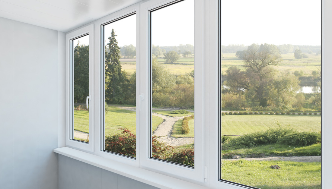 Vetrate e chiusure per terrazzi prezzi e consigli for Best vinyl windows reviews