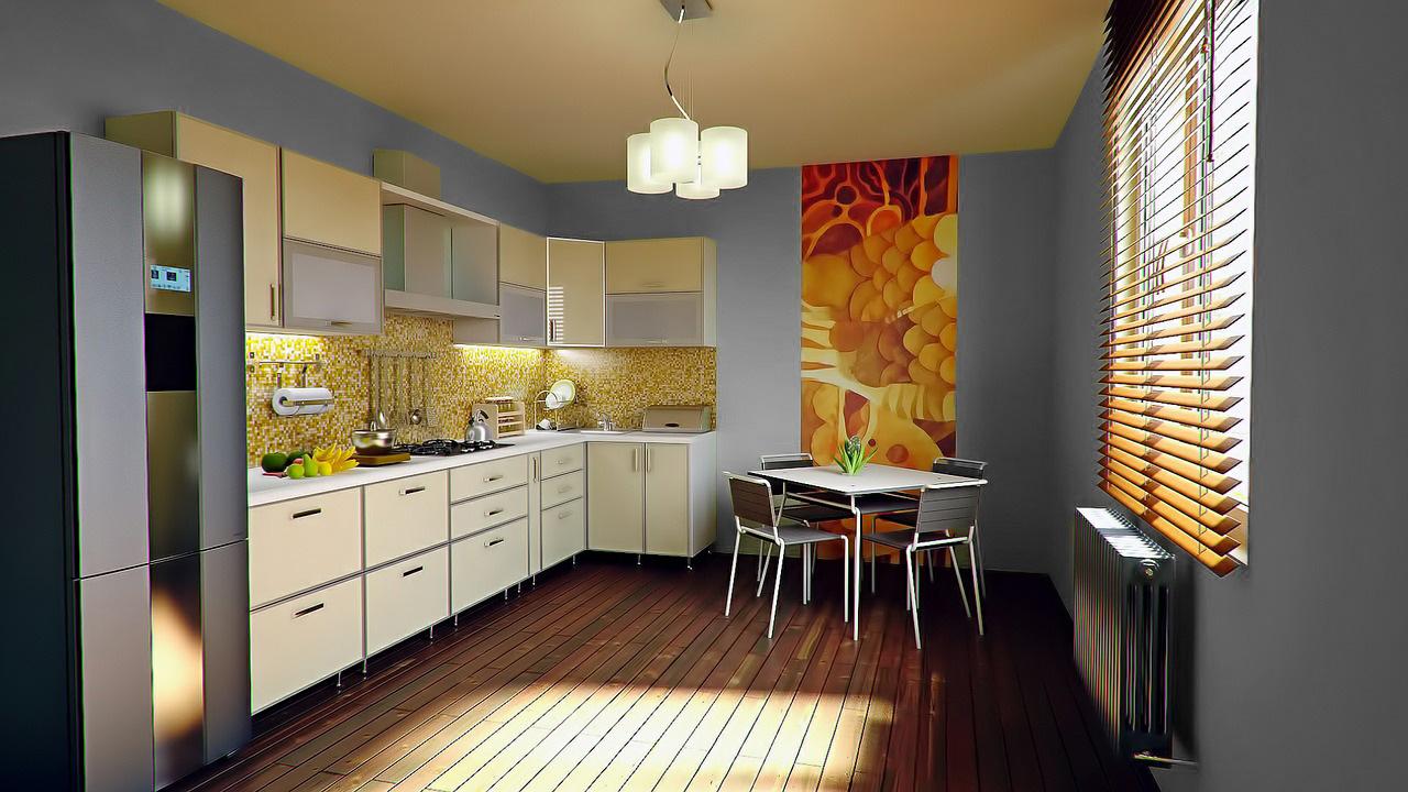 colori pareti per una cucina bianca | tirichiamo.it - Pareti Cucina Color Tortora