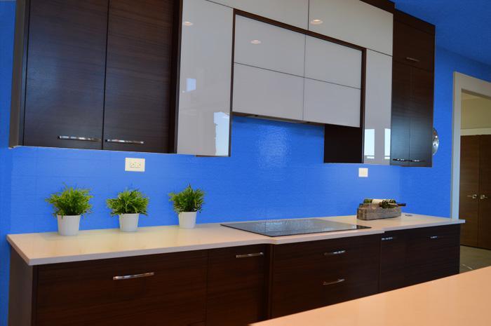 Fantasiosa Ed Unica Cucina Moderna : Colori delle pareti per una cucina moderna tirichiamo