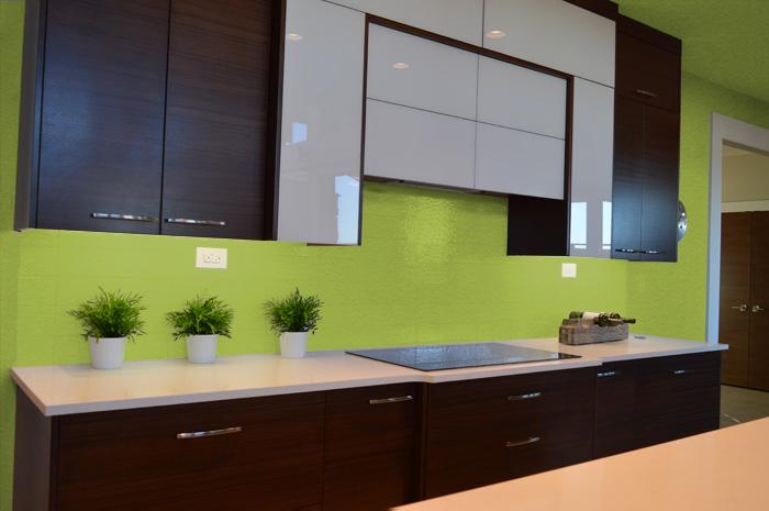 colori delle pareti per una cucina moderna