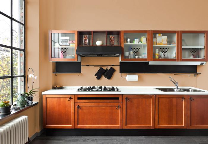 Pareti Cucina Beige : I migliori colori delle pareti per una cucina classica
