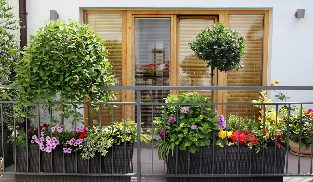 Grate ed inferriate per balconi for Grate in legno per balconi