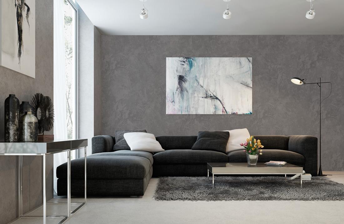 Spatolato prezzi stili e colori for Colori moderni per pareti