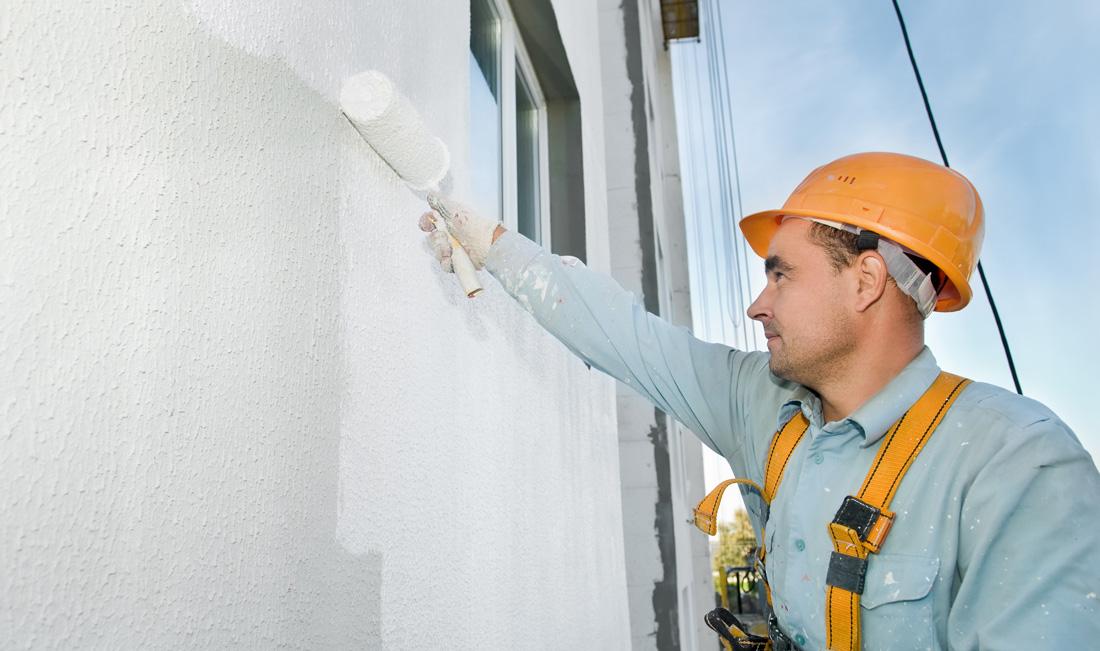 Pittura al quarzo per interni ed esterni prezzi e - Costo intonaco interno al mq ...