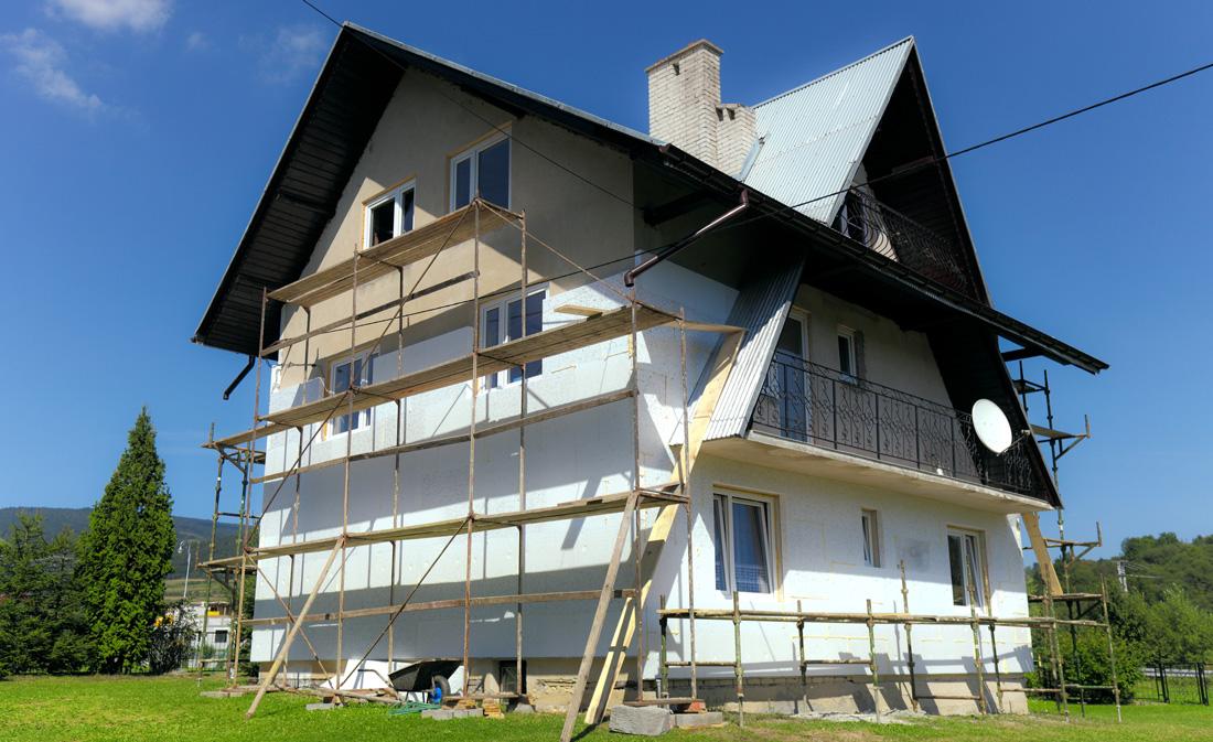 Materiali per cappotto termico esterno prezzi e consigli - Cappotto esterno casa ...