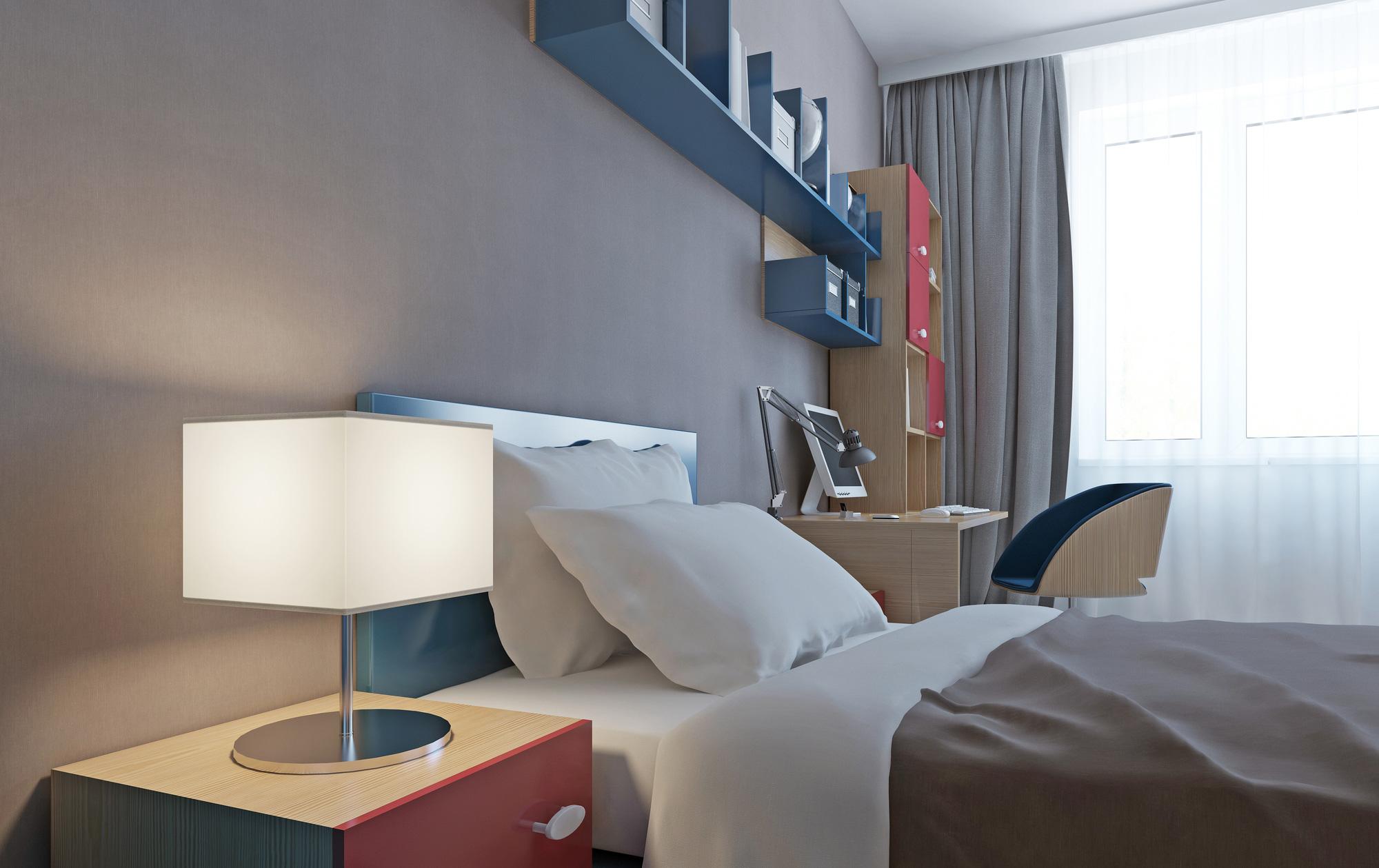 Pareti color tortora 6 abbinamenti perfetti - Camera da letto marrone ...