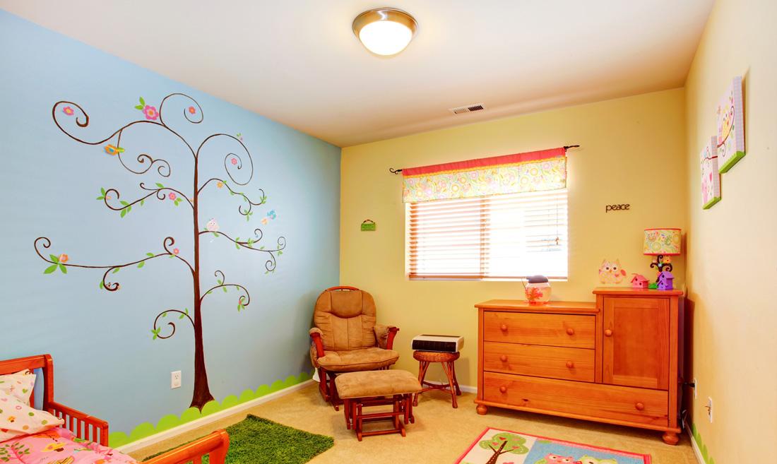 pareti color carta da zucchero idee e abbinamenti