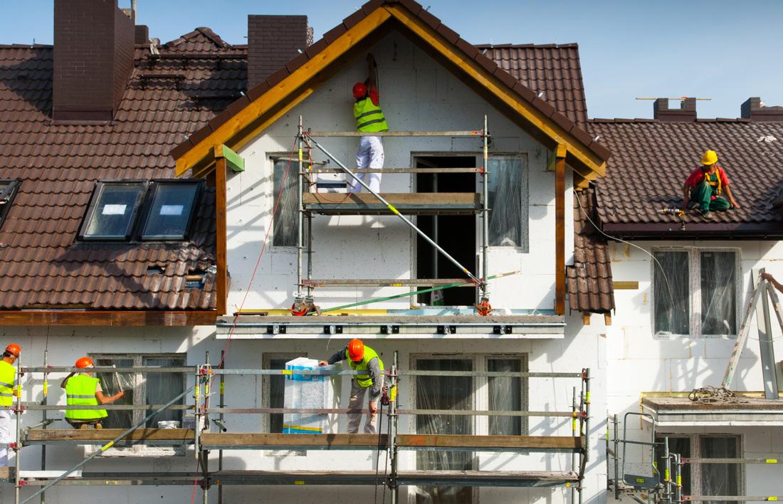 Rifacimento facciata prezzi permessi e detrazioni - Lavori in casa prezzi ...