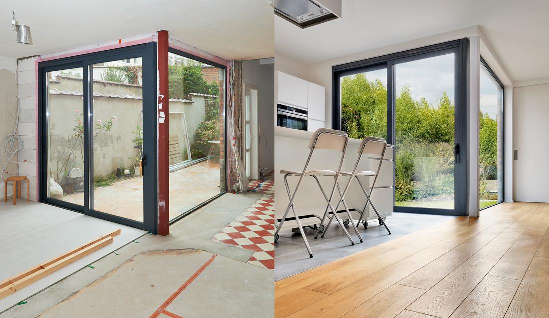 Ristrutturazione case anni 50 60 70 prezzi e Esempi di ristrutturazione appartamento