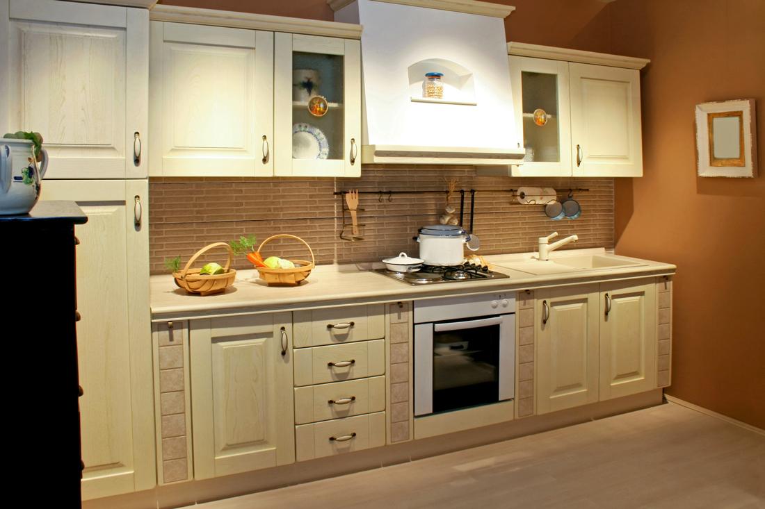 Cucina vintage stile anni 39 50 39 60 e 39 70 prezzi e - Cucina a induzione prezzi ...