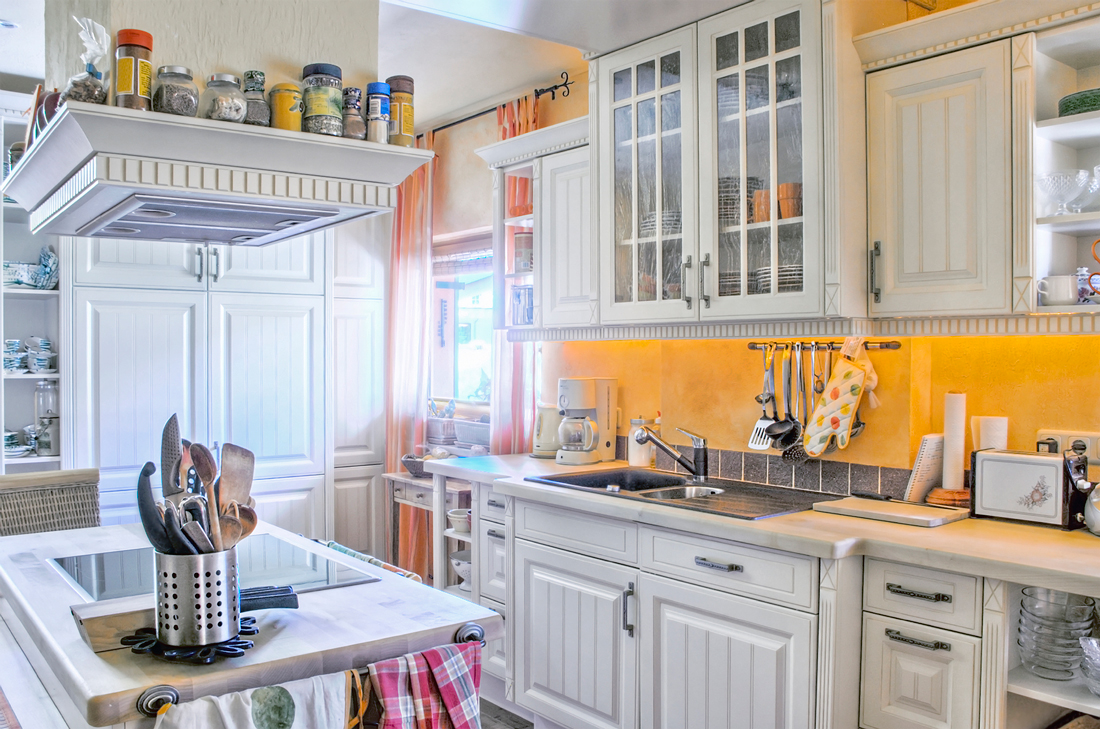 Cucina in Stile Country - Prezzi, Idee e Consigli | TiRichiamo.it