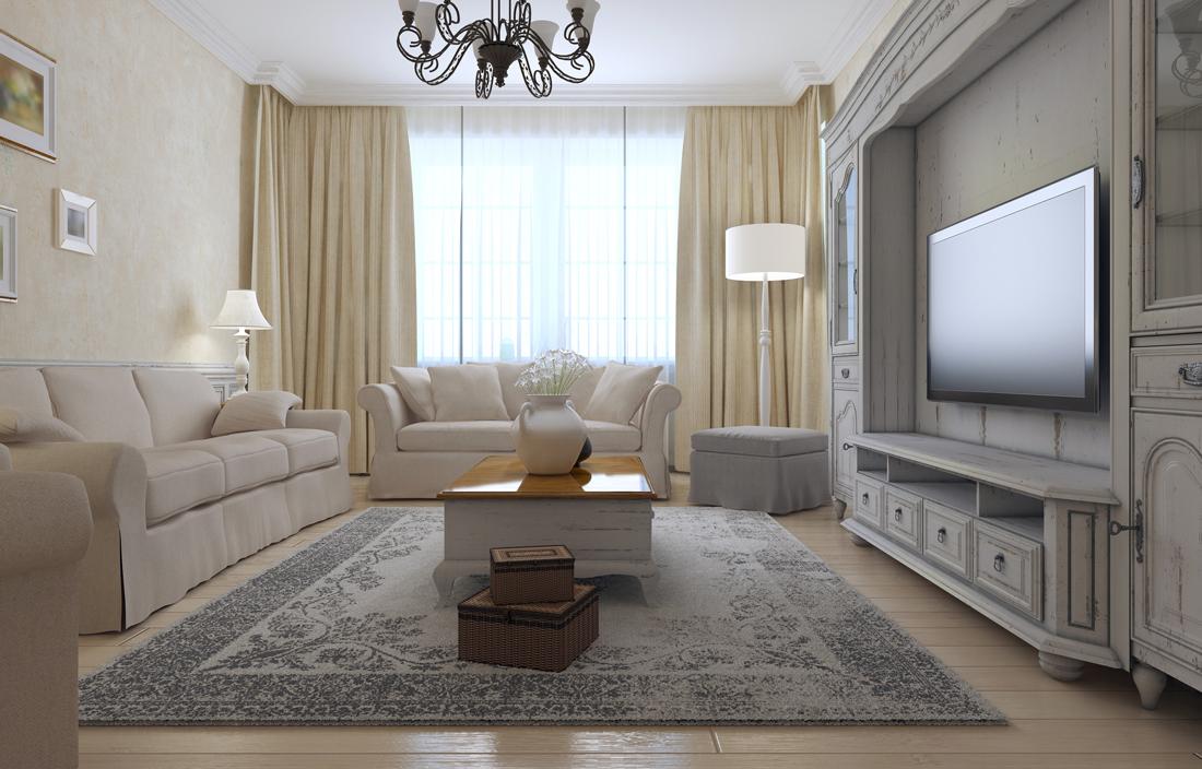 Best soggiorno stile shabby chic pictures idee - Mobili in stile shabby ...