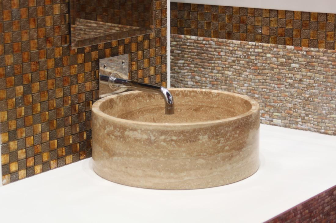 Quanto costa un lavabo in pietra prezzi e consigli - Lavabo pietra bagno ...