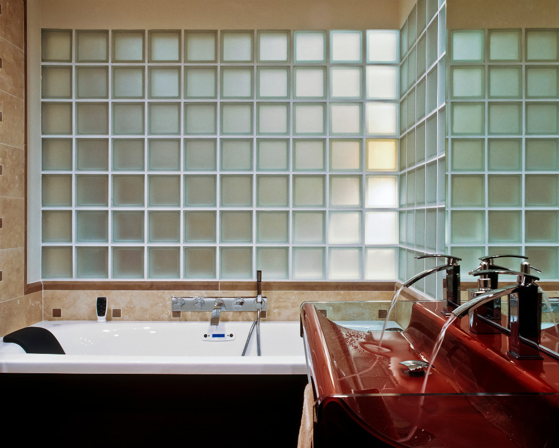 Bagno Cieco Areazione Forzata vetrocemento in bagno e non solo - prezzi idee e consigli