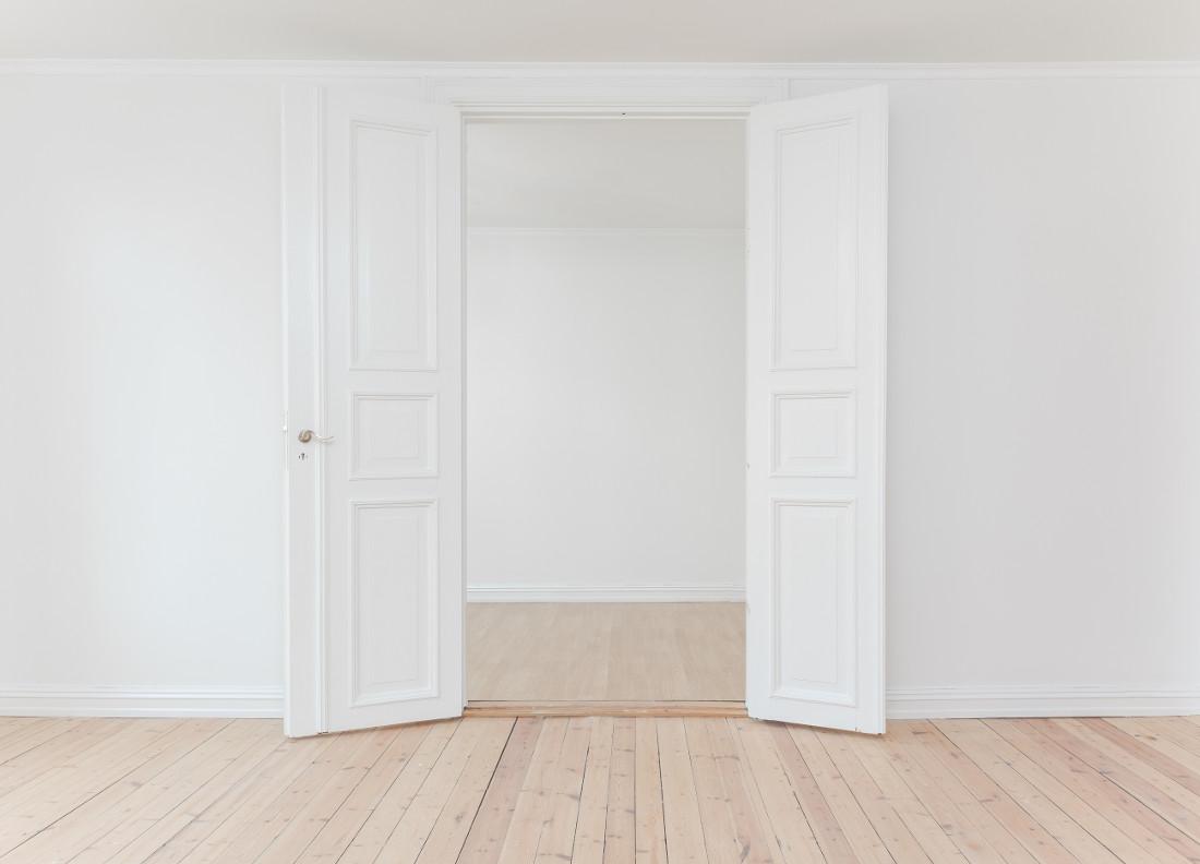 Porte Interne Shabby Chic porte bianche classiche e moderne per interni - prezzi e