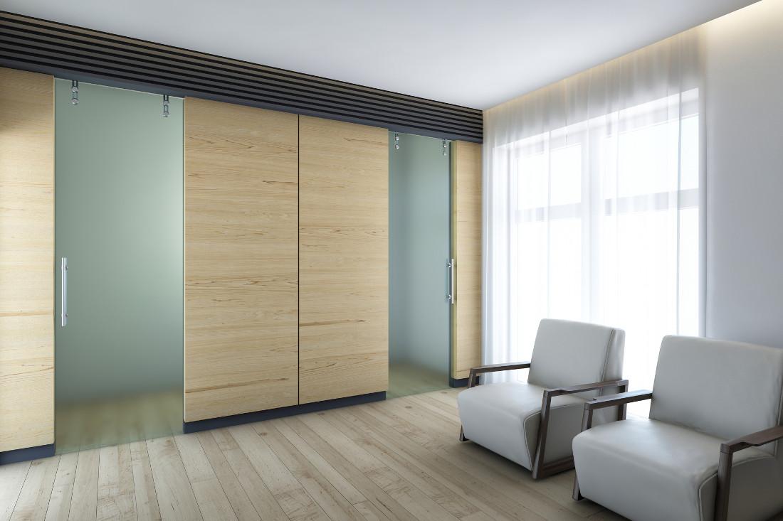 Porte rototraslanti in legno e in vetro prezzi e for Audasso porte opinioni