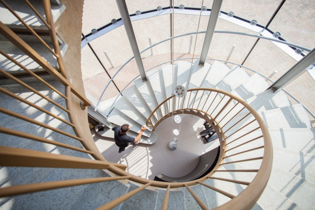 Alzata Massima Scala Interna scale a chiocciola interne e esterne - prezzi, idee e