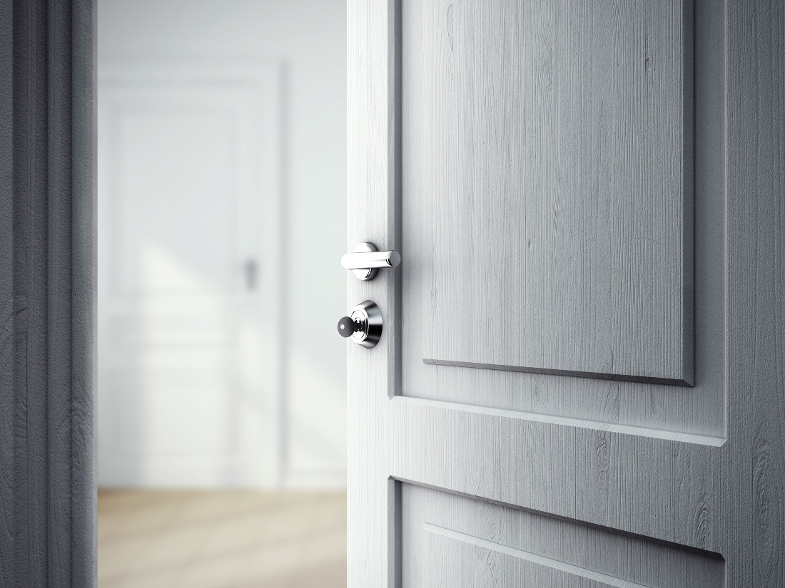 Porte grigie classiche e moderne prezzi e modelli - Prezzi porte interne ...