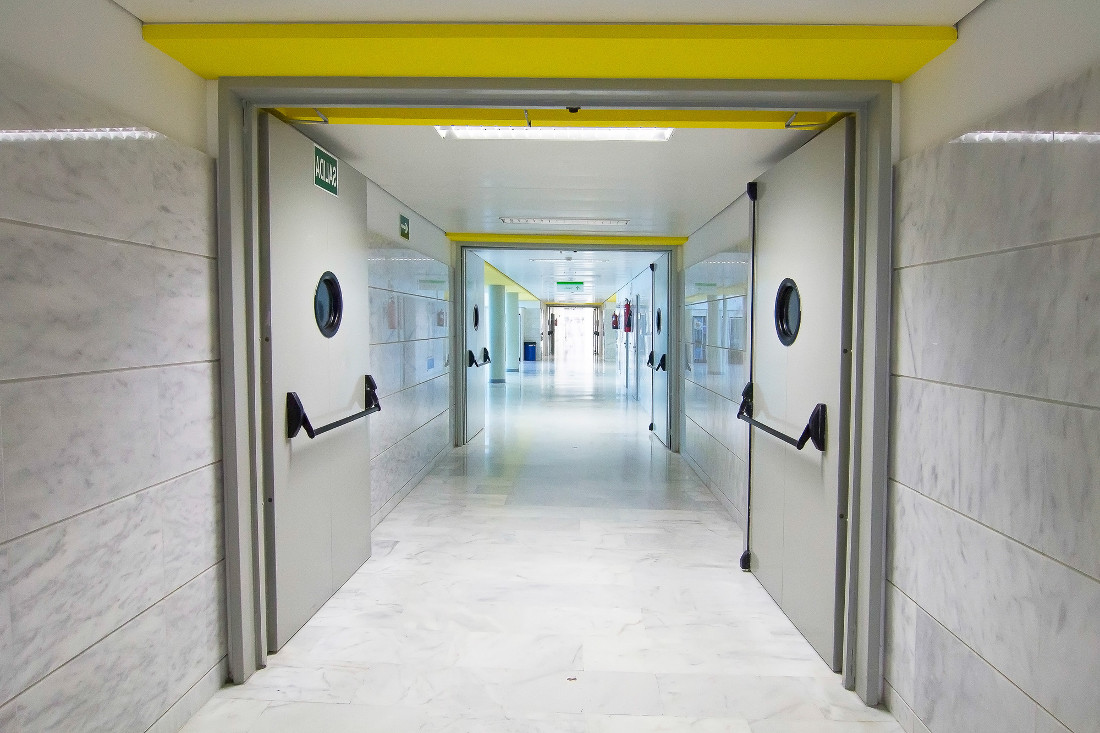 Porte REI Scorrevoli e a Battente - Prezzi e Normativa | TiRichiamo.it