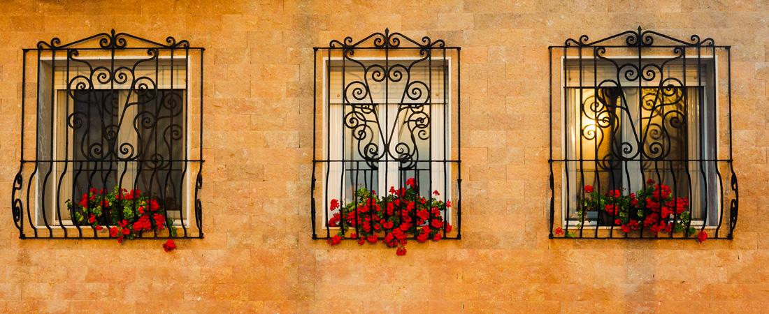 Grate ed inferriate in acciaio prezzi e consigli - Inferriate per finestre costi ...