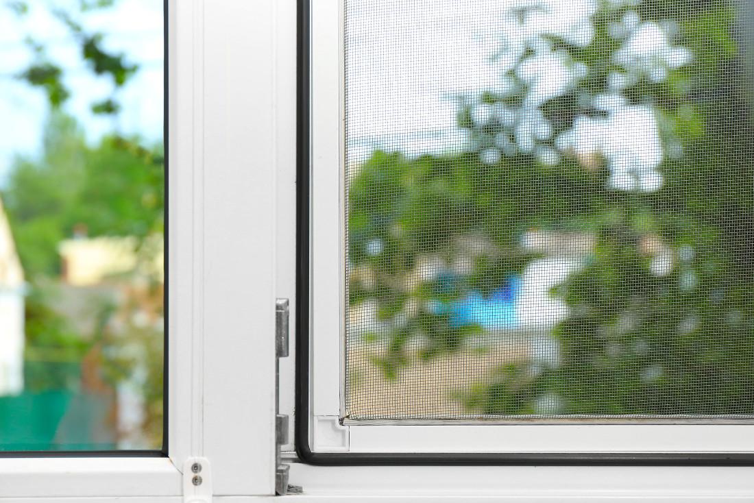 Zanzariere fai da te fisse e scorrevoli prezzi e modelli - Zanzariera finestra fai da te ...