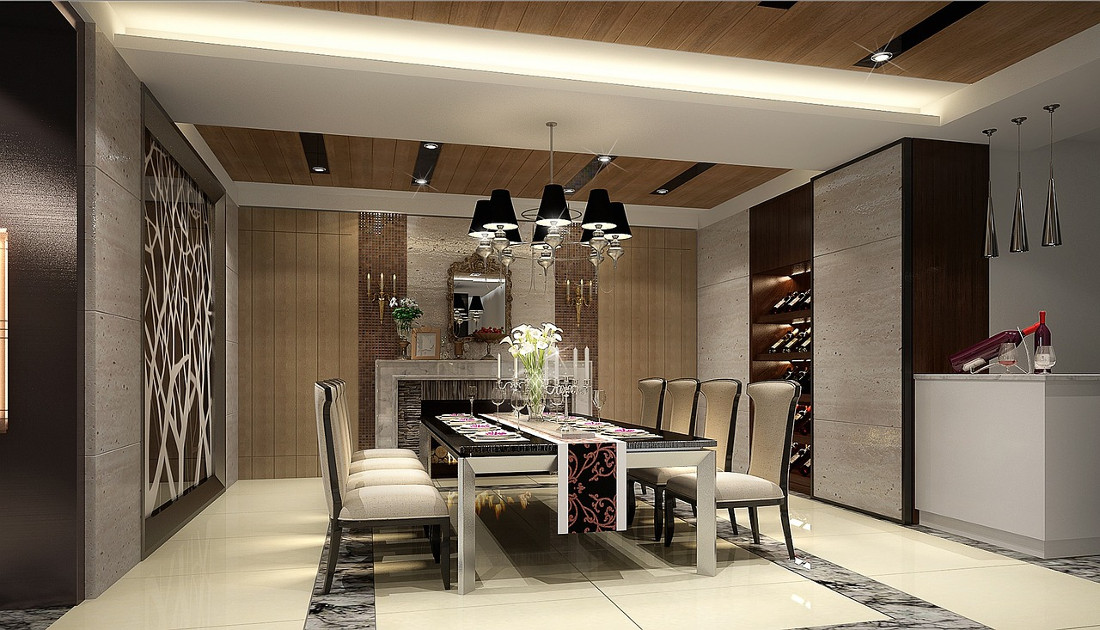 Controsoffittature moderne e particolari prezzi e idee for Piani di casa bassa architettura del paese
