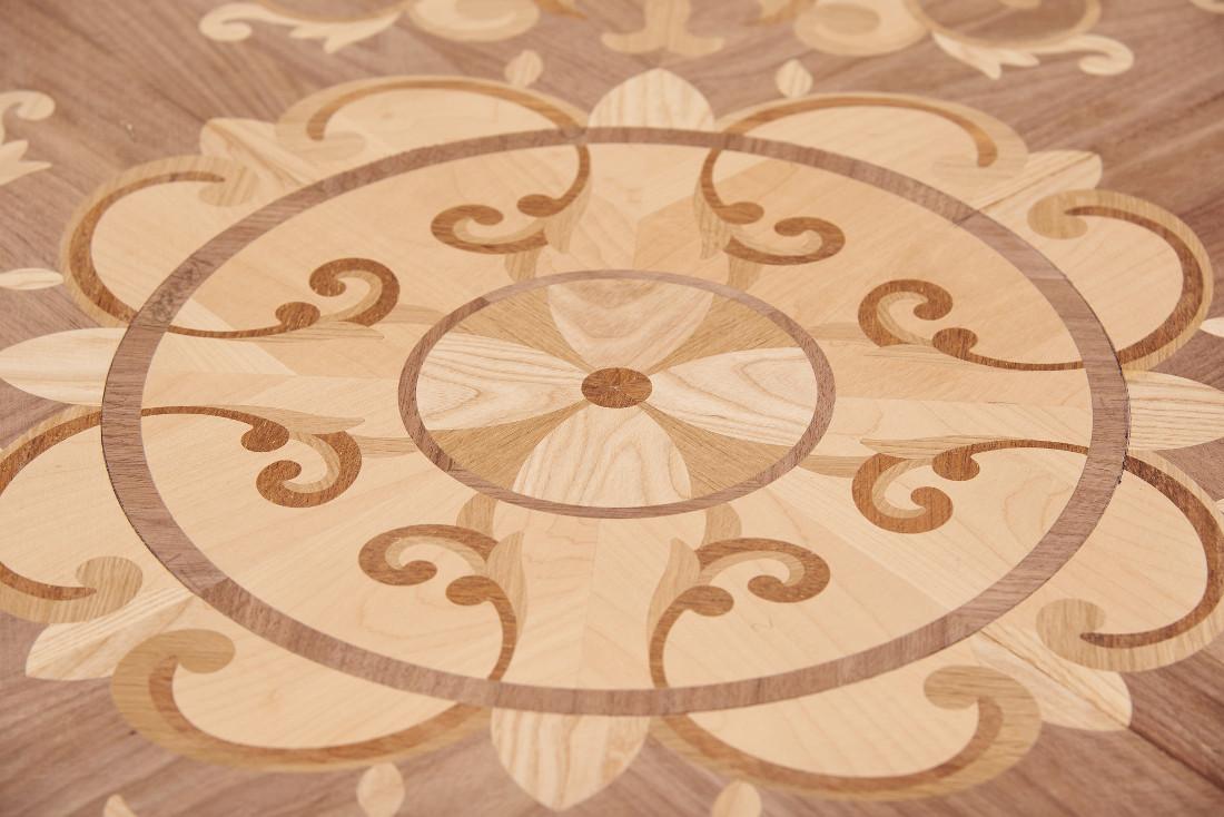 Rosoni per pavimenti interni ed esterni prezzi e consigli - Pavimento in legno per bagno ...