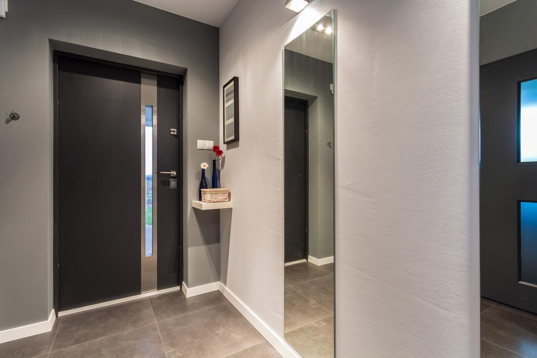 Colori pareti per l 39 ingresso e il corridoio - Effetti decorativi per interni ...