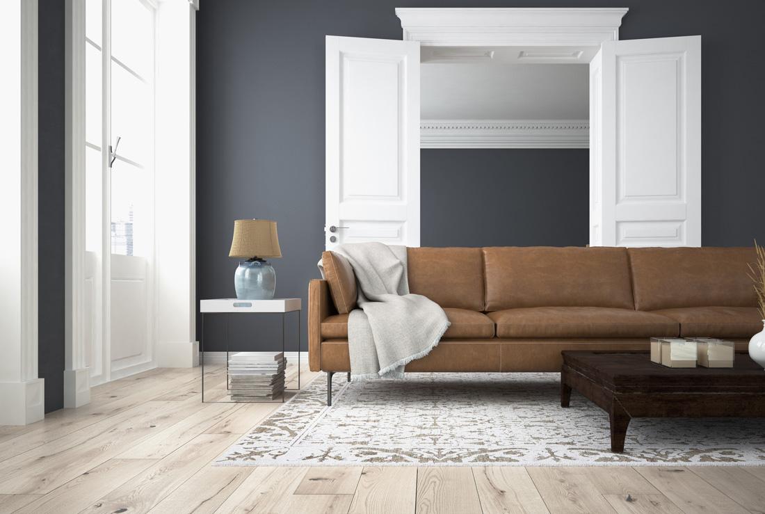 Colori pareti soggiorno dal classico al moderno for Idee per tinteggiare il salotto