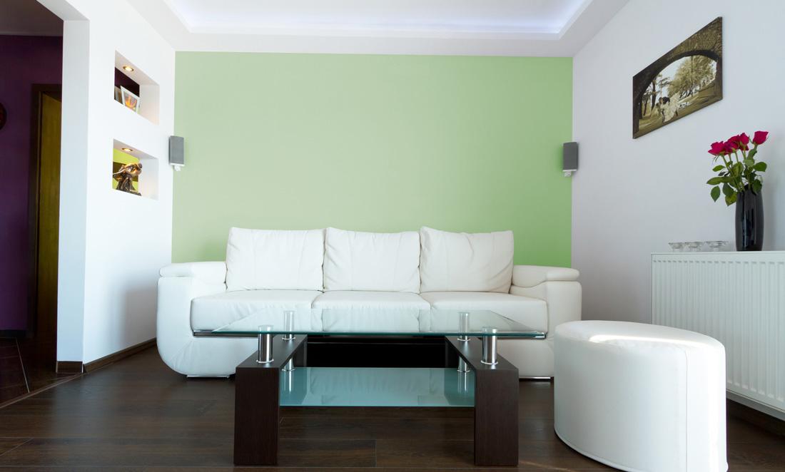 Tinte e colori pareti tendenze 2017 2018 for Pareti colorate casa moderna