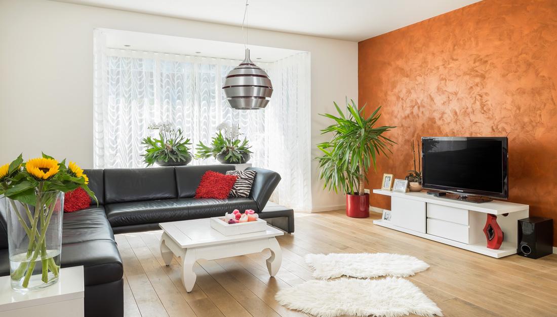 Pittura interni color sabbia tutto su ispirazione design for Prezzo medio della casa di 3 camere da letto