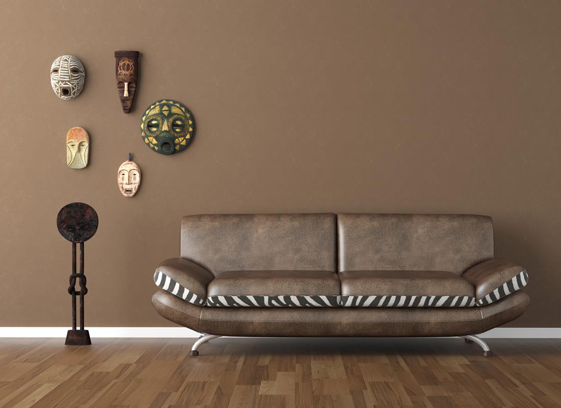 Pareti marroni dalla camera al soggiorno le migliori - Tonalita di grigio per pareti interne ...