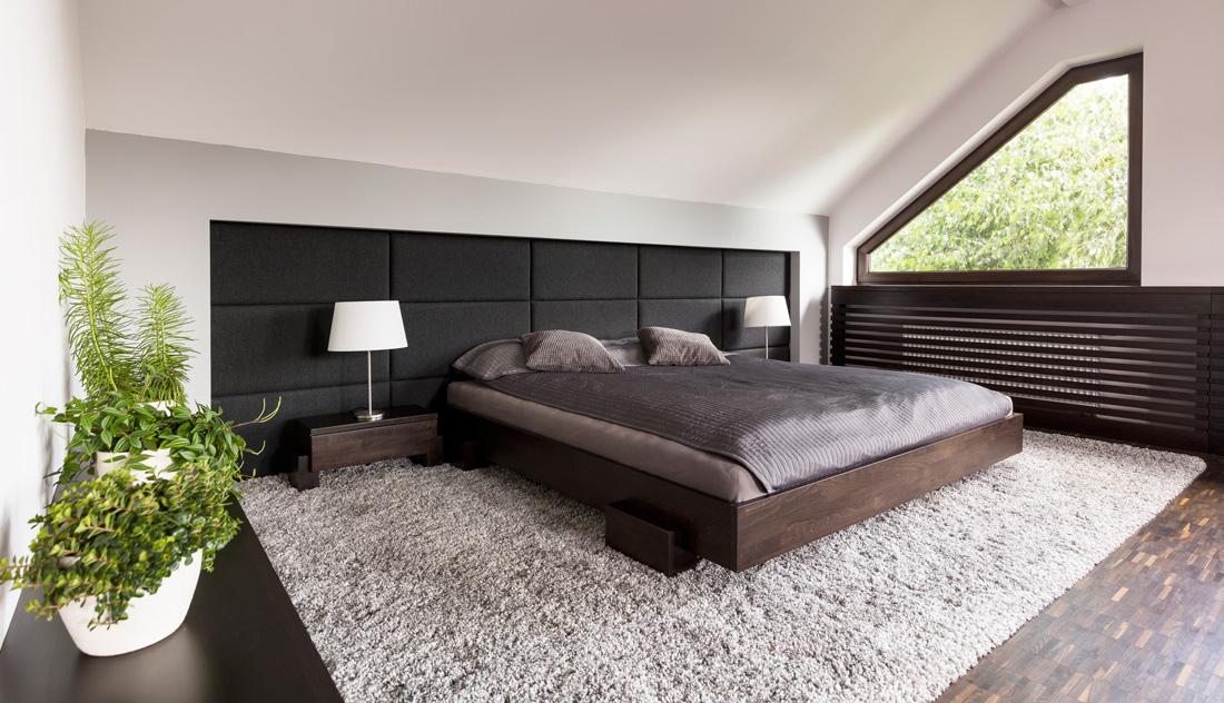 Camera da letto con arredamento minimal prezzi e for Arredamento per camera da letto