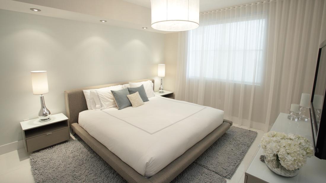 Testiera letto moderna idee creative e innovative sulla for 2 piani casa moderna camera da letto