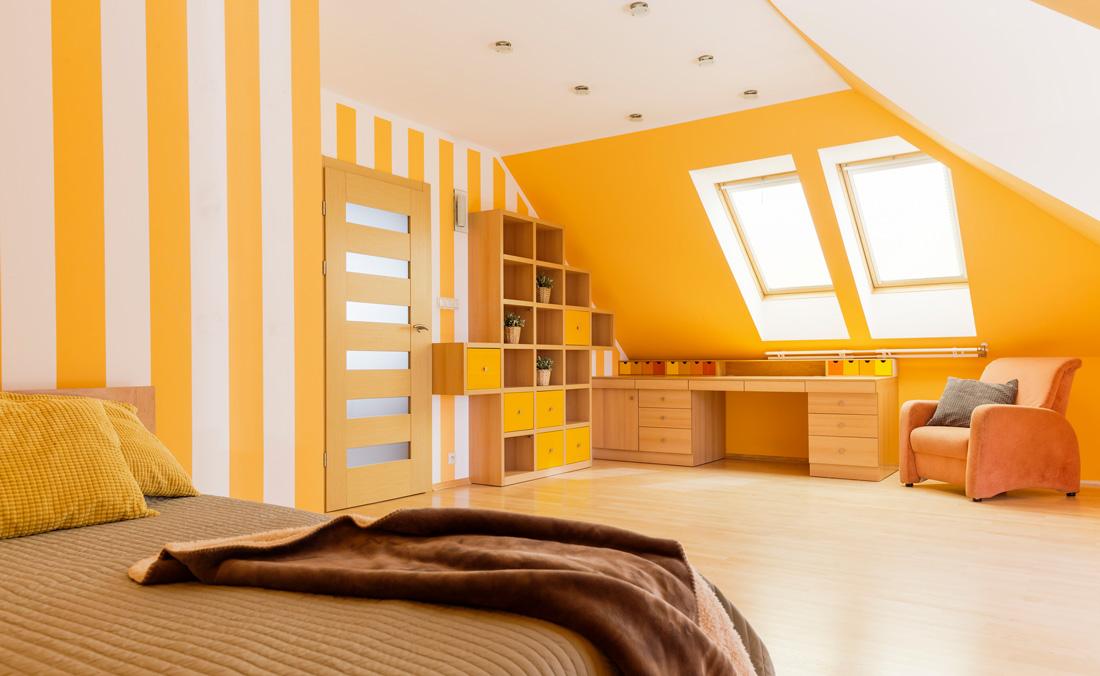 Camerette mansardate prezzi idee e consigli for Prezzi mansarde