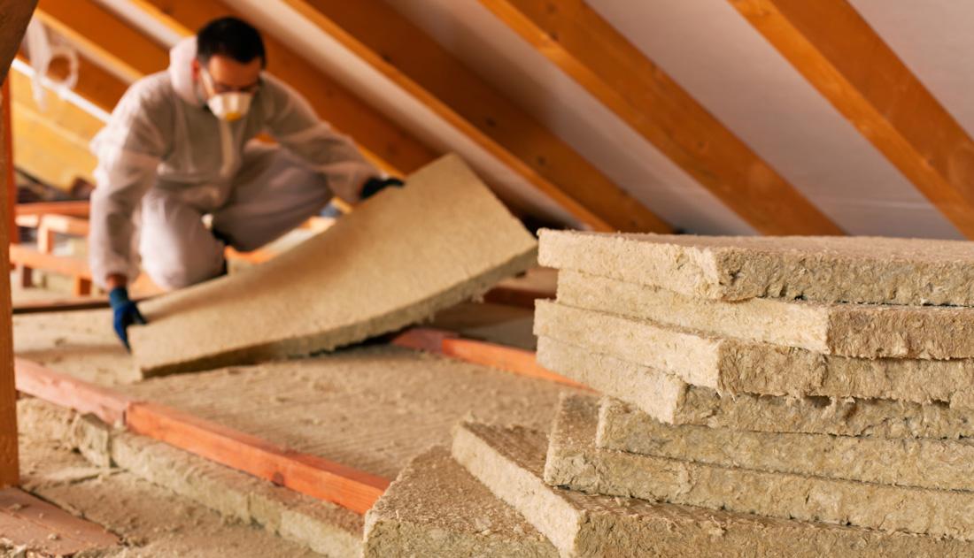 Isolamento termico e coibentazione del sottotetto prezzi - Isolare il soffitto dall interno ...
