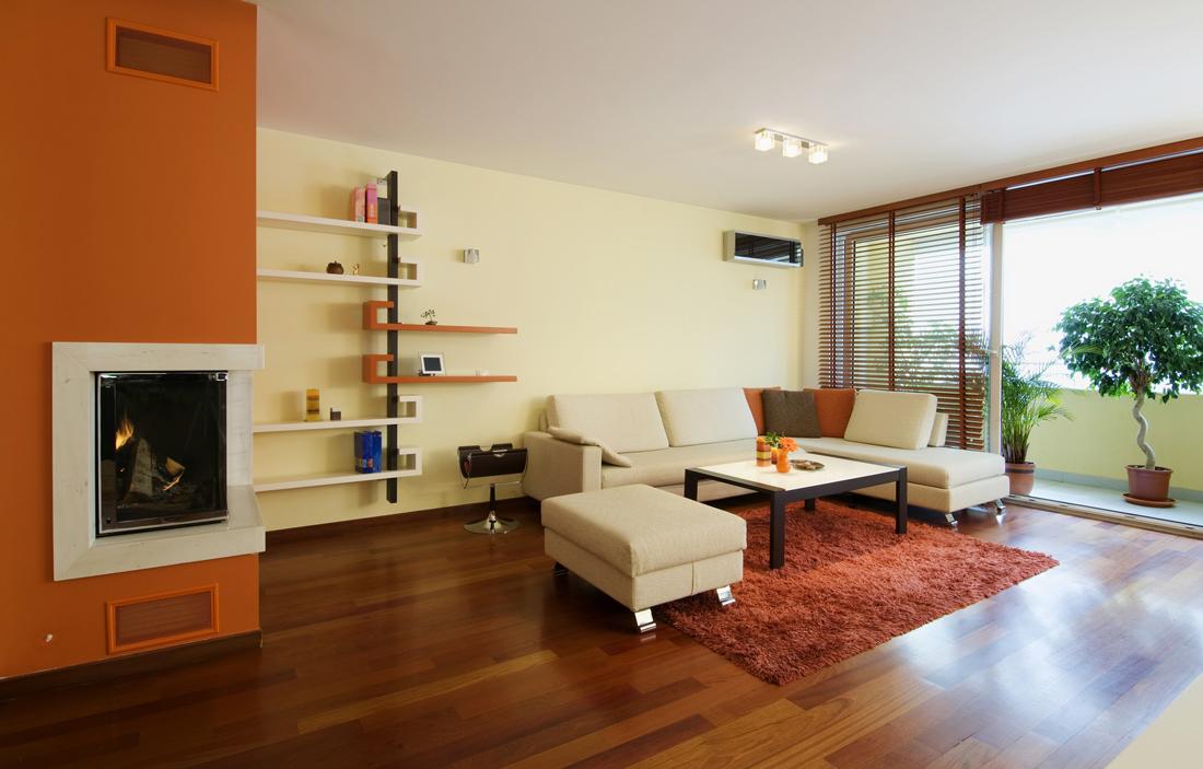Quanto costa un salotto moderno prezzi e consigli for Parete salotto