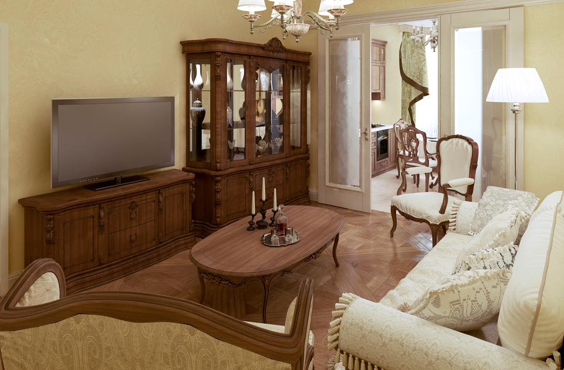 Quanto costa arredare un soggiorno in stile arte povera Arredamento classico moderno soggiorno