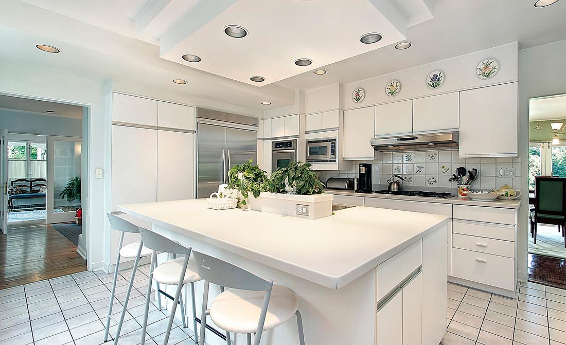 Quanto costano le cucine con isola prezzi dimensioni e for Piani letto stile shaker