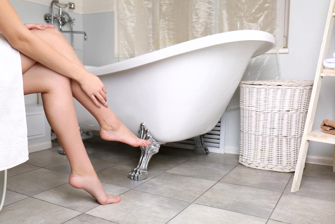 Vasca con piedini o zampe quanto costa prezzi e consigli - Cuffie da bagno vintage ...