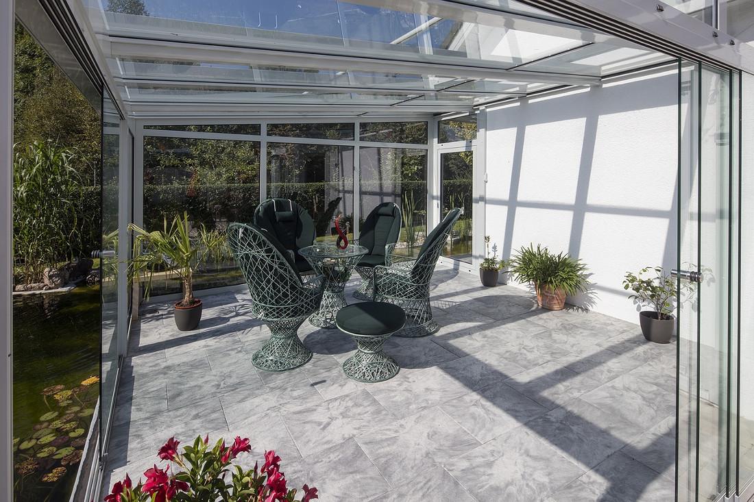 Veranda giardino d 39 inverno e serra solare prezzi e - Giardino d inverno prezzo ...