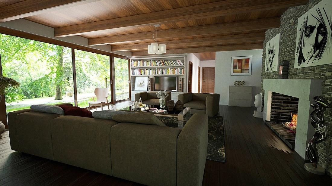 Veranda in muratura e legno vetro o alluminio costi e - Ampliamento casa costi ...